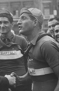 Bartali resumed his career after the War, winning a second Tour