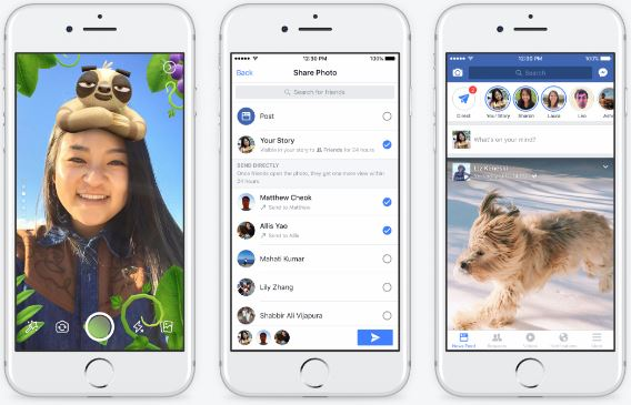 Cara Membuat Menggunakan Facebook Stories Untuk Mencari Uang