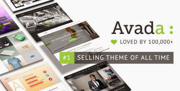 Avada v3.7.2 Responsive Multi-Purpose Theme