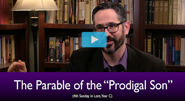 The Parable of the Prodigal Son - The Mass Readings Explained