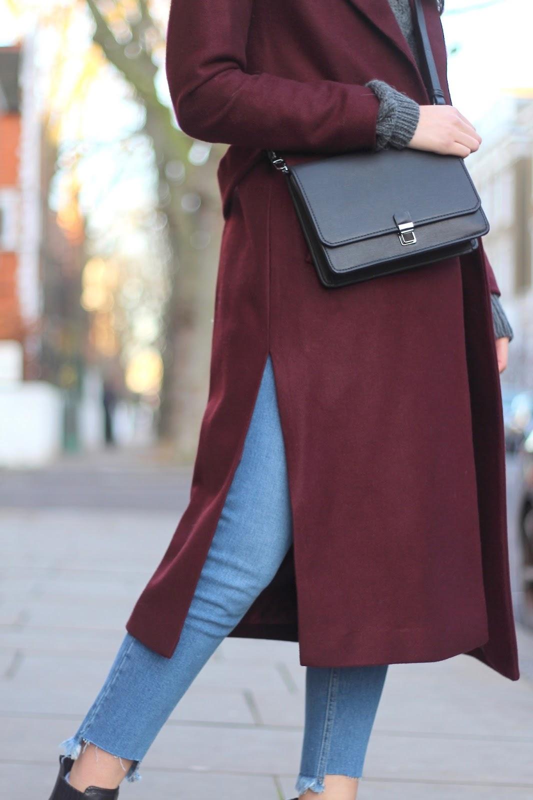 chunky knitwear jeans peexo winter style