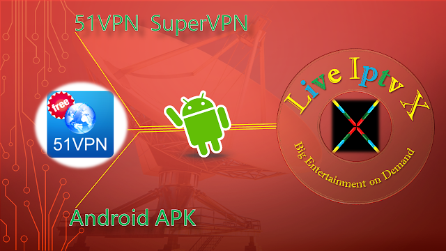 51VPN SuperVPN APK