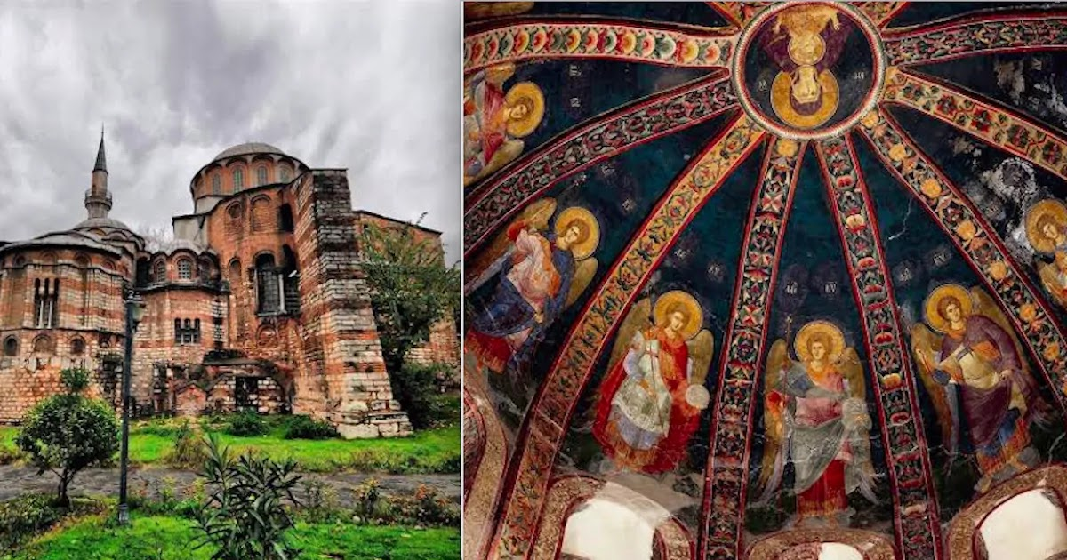 Erdogan Orders Another Historic Byzantine Church To Be Turned Into A Mosque In Istanbul
