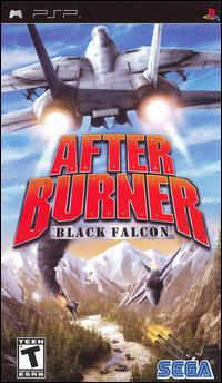 After Burner Black Falcon (PSP) [ISO - Español] [MEGA]