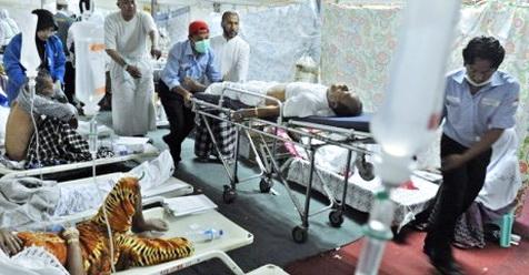 Jamaah Haji Asal Jatim dan Padang Jadi Korban Tabrak Lari di Makkah