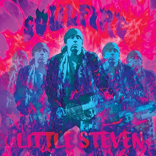 LITTLE STEVEN - Soulfire (2017) full