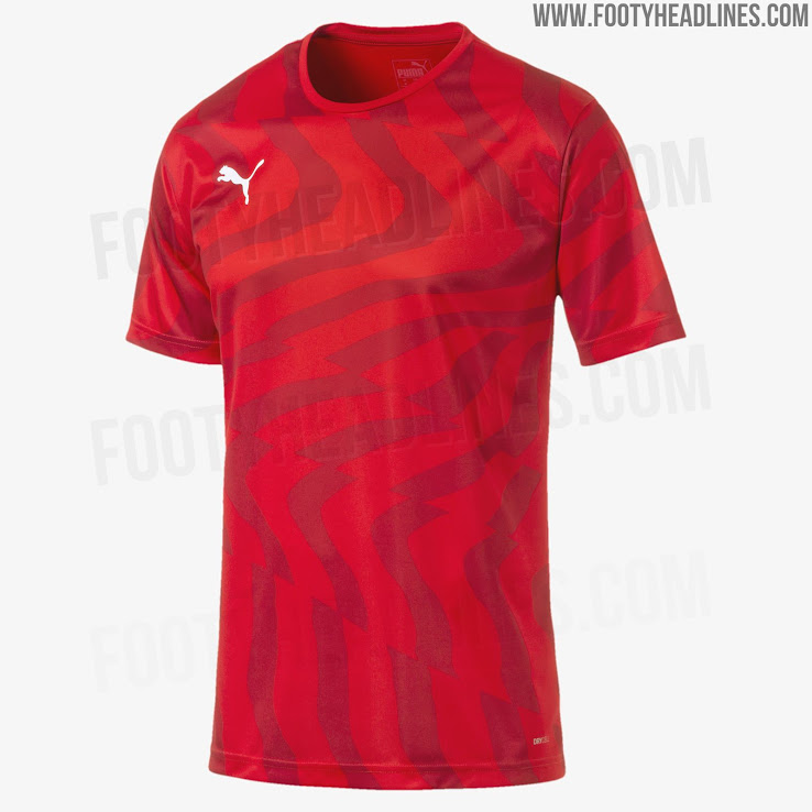 befd24dab Full Puma 2019-2020 Teamwear Kit Collection leaked - 10 Different ...