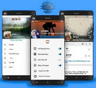 BBM Mod Chat Me Original Theme V3.2.0.6 Apk