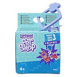 Littlest Pet Shop Series 3 Blind Bags Maltese (#3-B9) Pet