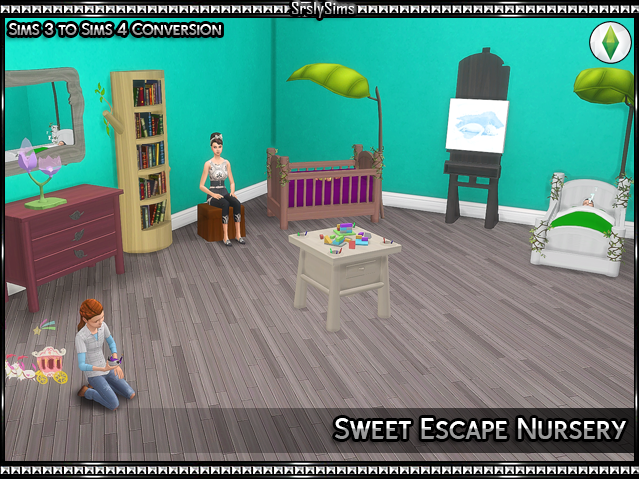 Sweet Escape Nursery