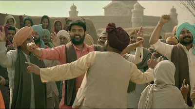 Firangi Movie Kapil Sharma Dancing HD Photo