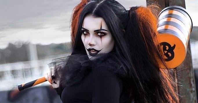 Секс с анжеликой на хэллоуин — pic 12