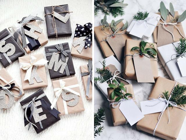 12 Gorgeous Ways to Wrap Gifts 35