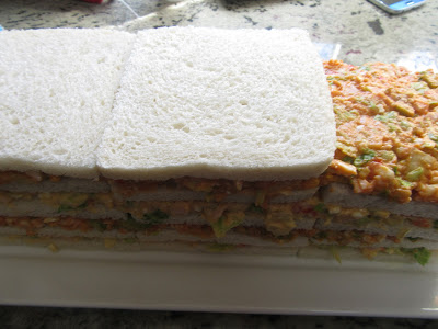 Sandwich frío Thermomix