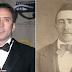 26 famosos que se parecen con personas del pasado. Fotos