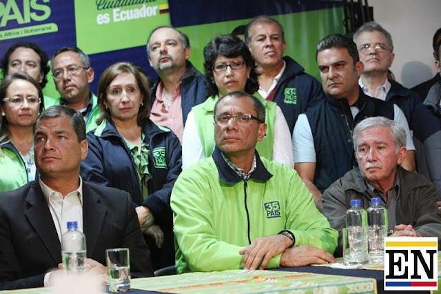 alianza pais revolucion ciudadana