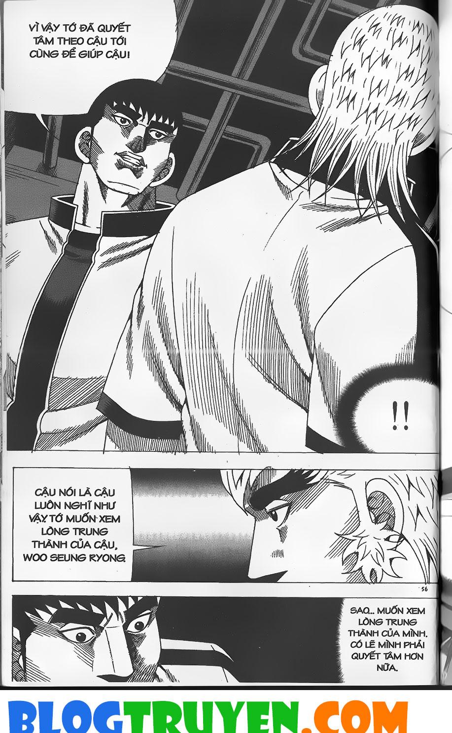 Bitagi - Anh chàng ngổ ngáo chap 283 trang 11