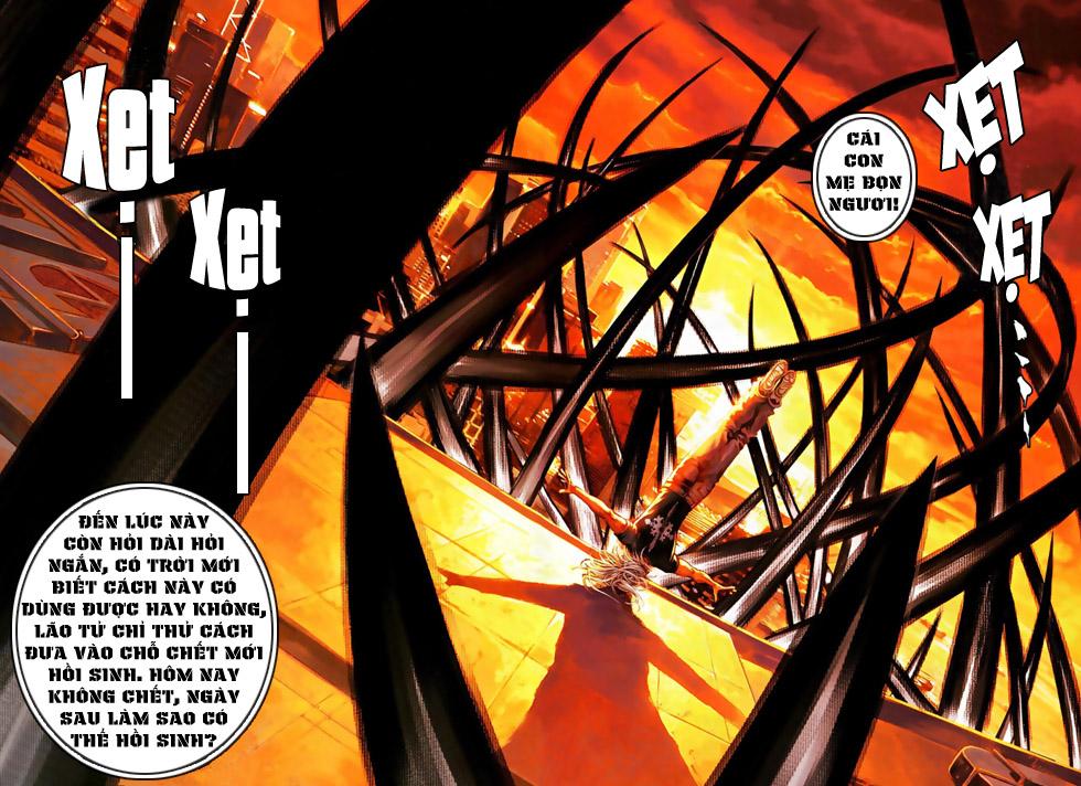 Ôn Thuỵ An Quần Hiệp Truyện Phần 2 chapter 3 trang 14