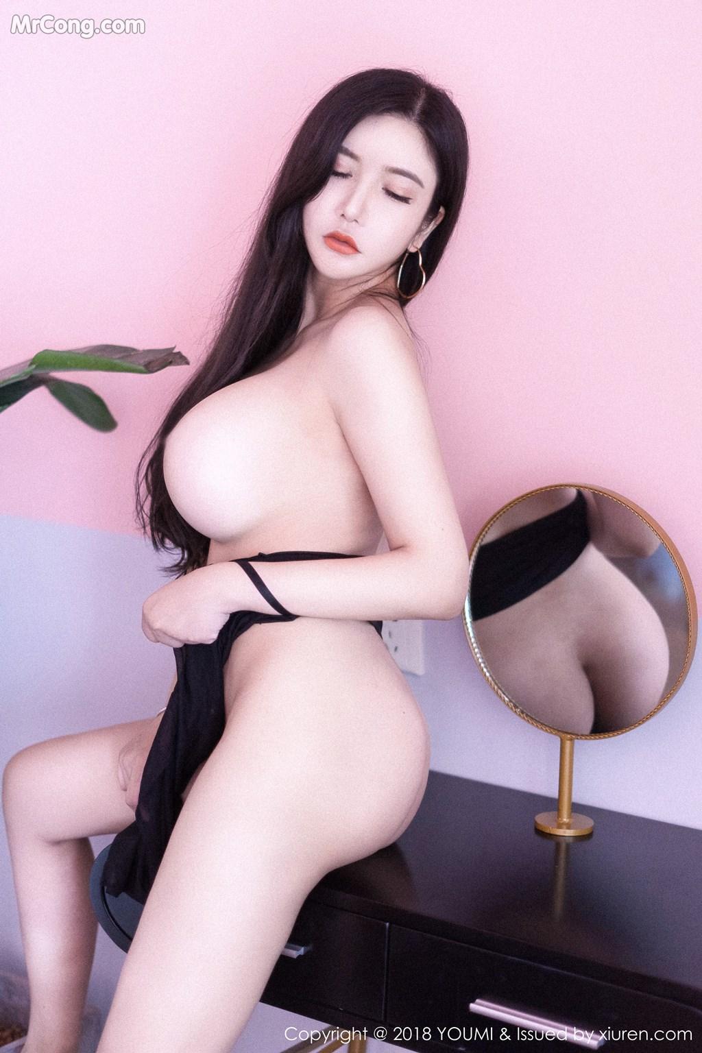 Image YouMi-Vol.222-MrCong.com-009 in post YouMi Vol.222: Người mẫu 心妍小公主 (45 ảnh)