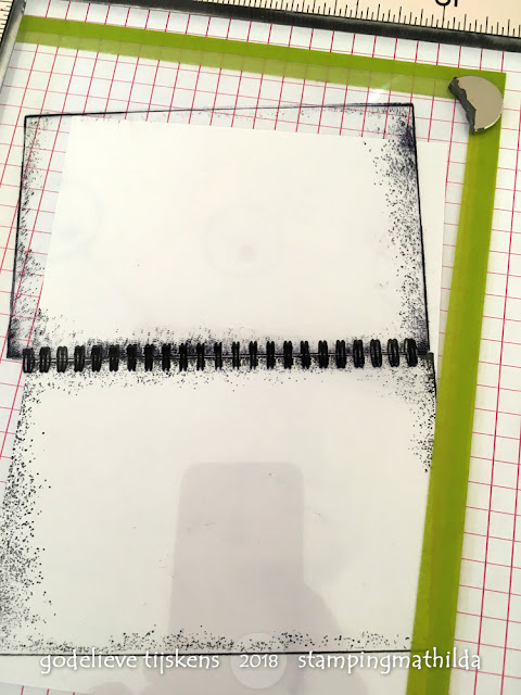 Darkroom Door - Spiral Notebook #3