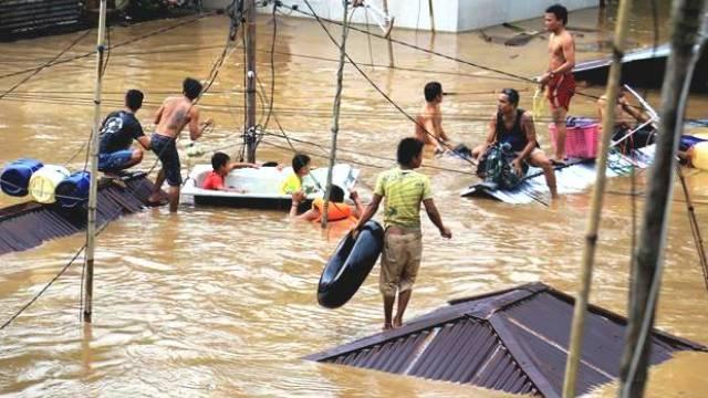 Astaga...!!! Diduga 'Kroni-Kroni' GSVL-MOR Yang Merasakan Dana Bantuan Banjir Bandang Manado