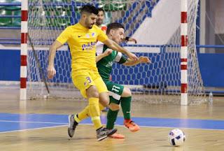 Νίκη χωρίς αντίκρισμα στο futsal, Ο/Αραράτ 3-4 ΑΠΟΕΛ (9-8agg)