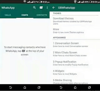 Latest GBWhatsApp 5.7 APK For Android