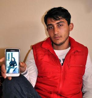 صحيفة تركية : تركي يتعرض للاحتيال على يد شابة سورية تزوجت منه ثم فرت بالذهب و المال و الملابس ! (صور) 11647041