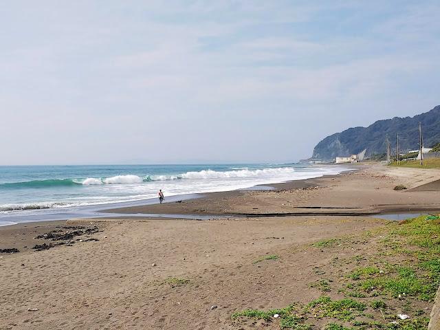 保田中央海岸