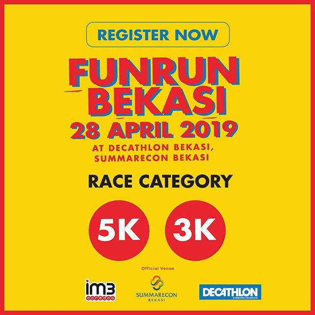 Unlimited Fun Run Bekasi 2019