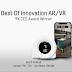 Plott Wins 3 CES Innovation Awards Including Best Of AR/VR
