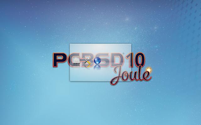 Loading PC-BSD Desktop