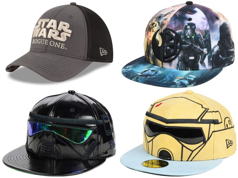 Star Wars Rogue One Hat Collection By New Era Cap