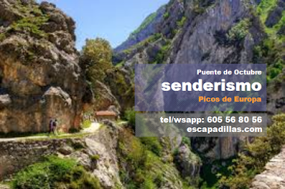 Picos de Europa con - escapadillas.com - Cares y Bulnes