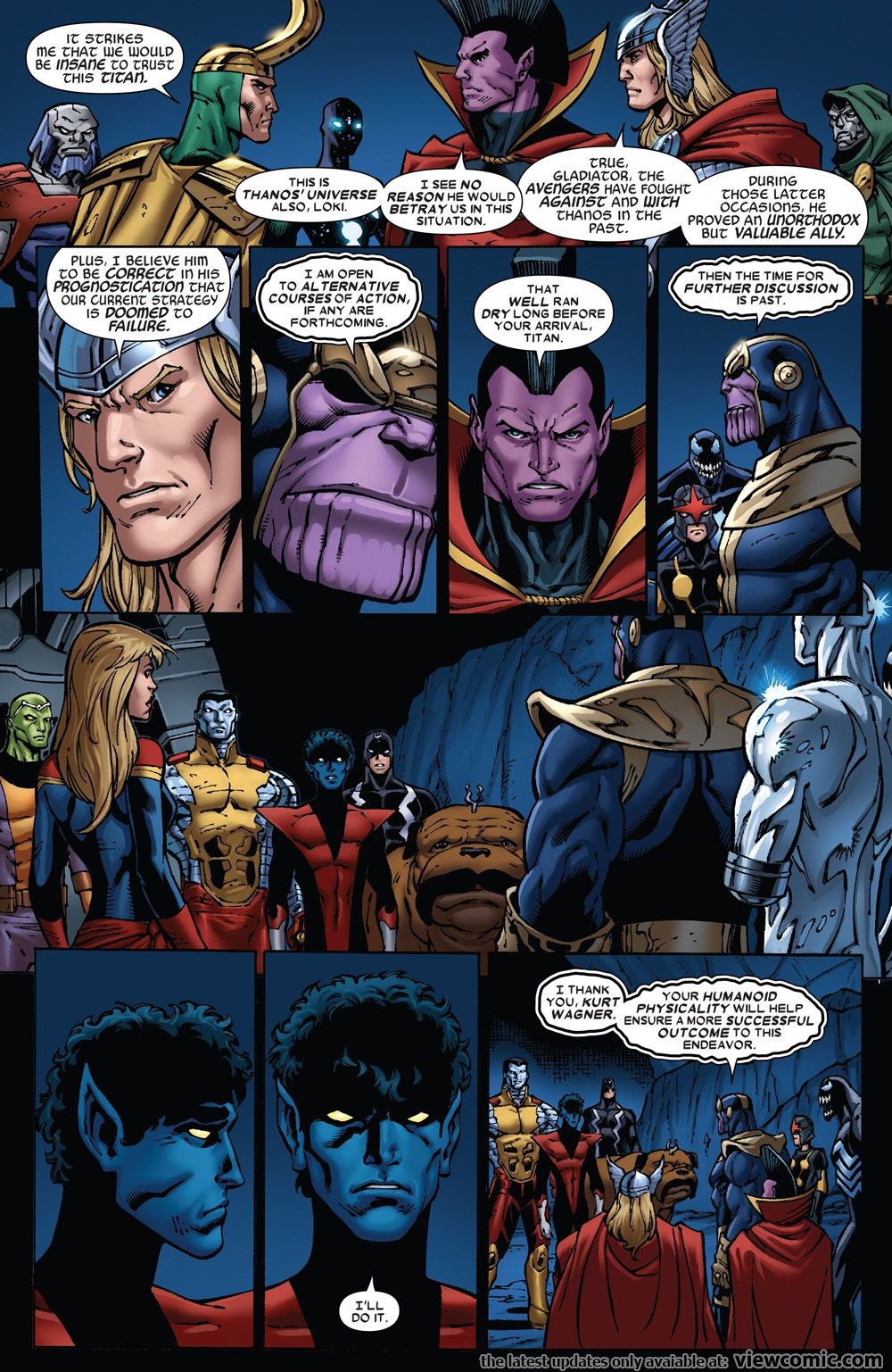 Thanos – The Infinity Finale (2016) | Vietcomic.net reading comics online for free