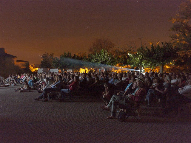 FESTIVAL DE CINEMA EN PLEIN AIR