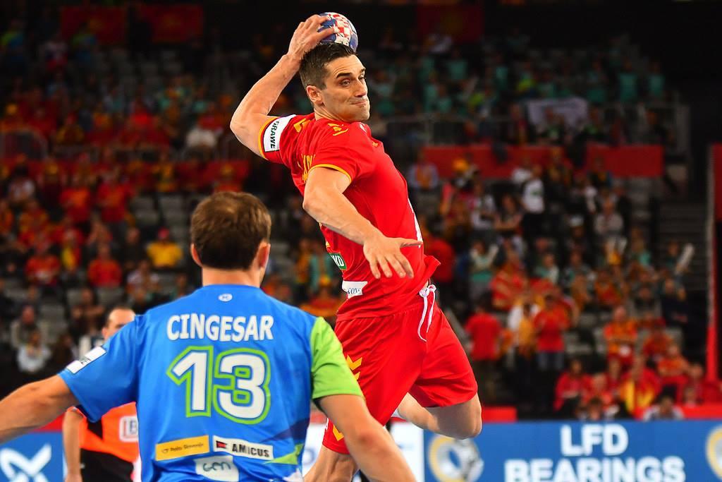 Macedonia beats Slovenia in epic match of European Handball Championship