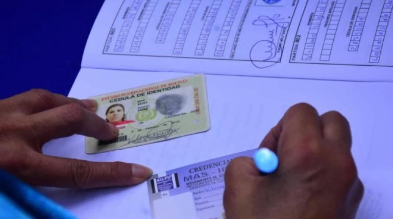 Partidos apresuraron la inscripción de militantes para cumplir plazos de las elecciones primarias / ARCHIVO LOS TIEMPOS