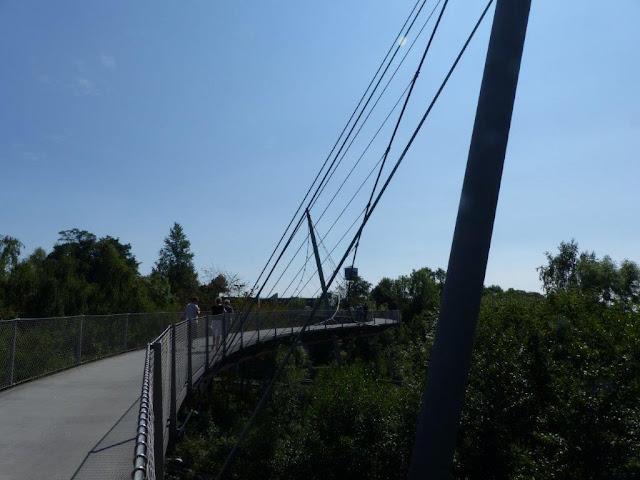 Emscher Landschaftspark Ruhrgebiet Ruhrpott Ausflug Bochum Westpark Jahrhunderthalle