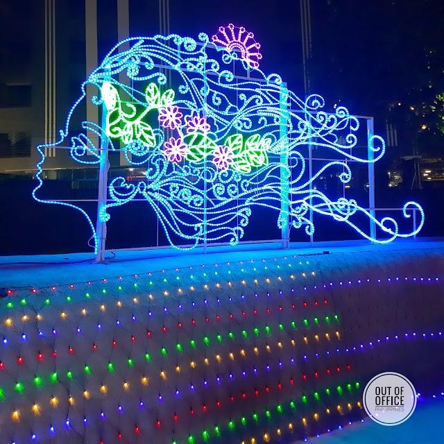 Light Up Your Night at Illumination Festival Manila