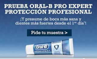 Gratis Oral-B Pro-Expert