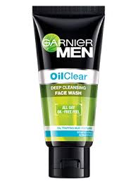 Garnier Men Oil Clear Deep Cleansing Face Wash Review 2019