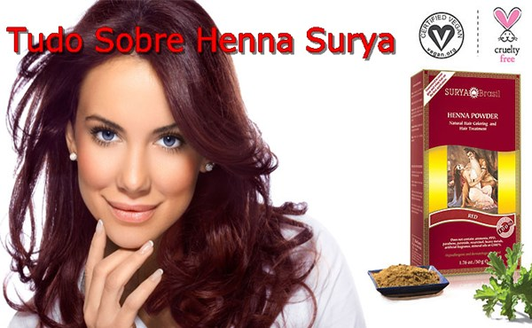 Henna Surya- Saiba Tudo sobre a Rena Surya