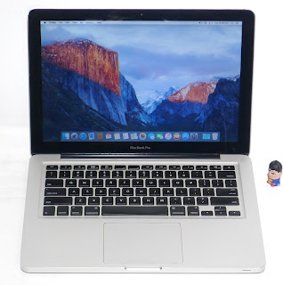 MacBook Pro Core2Duo 13-inchi Bekas