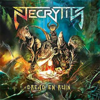 """Το τραγούδι των Necrytis """"Necrytis"""" από το album """"Dread En Ruin"""""""
