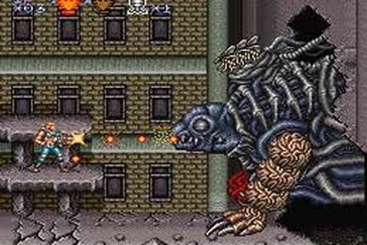 Free download game super contra for pc