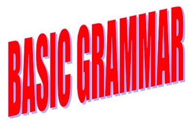 Download Kumpulan Soal-soal GRAMMAR Bahasa Inggris untuk SMP Kelas 7