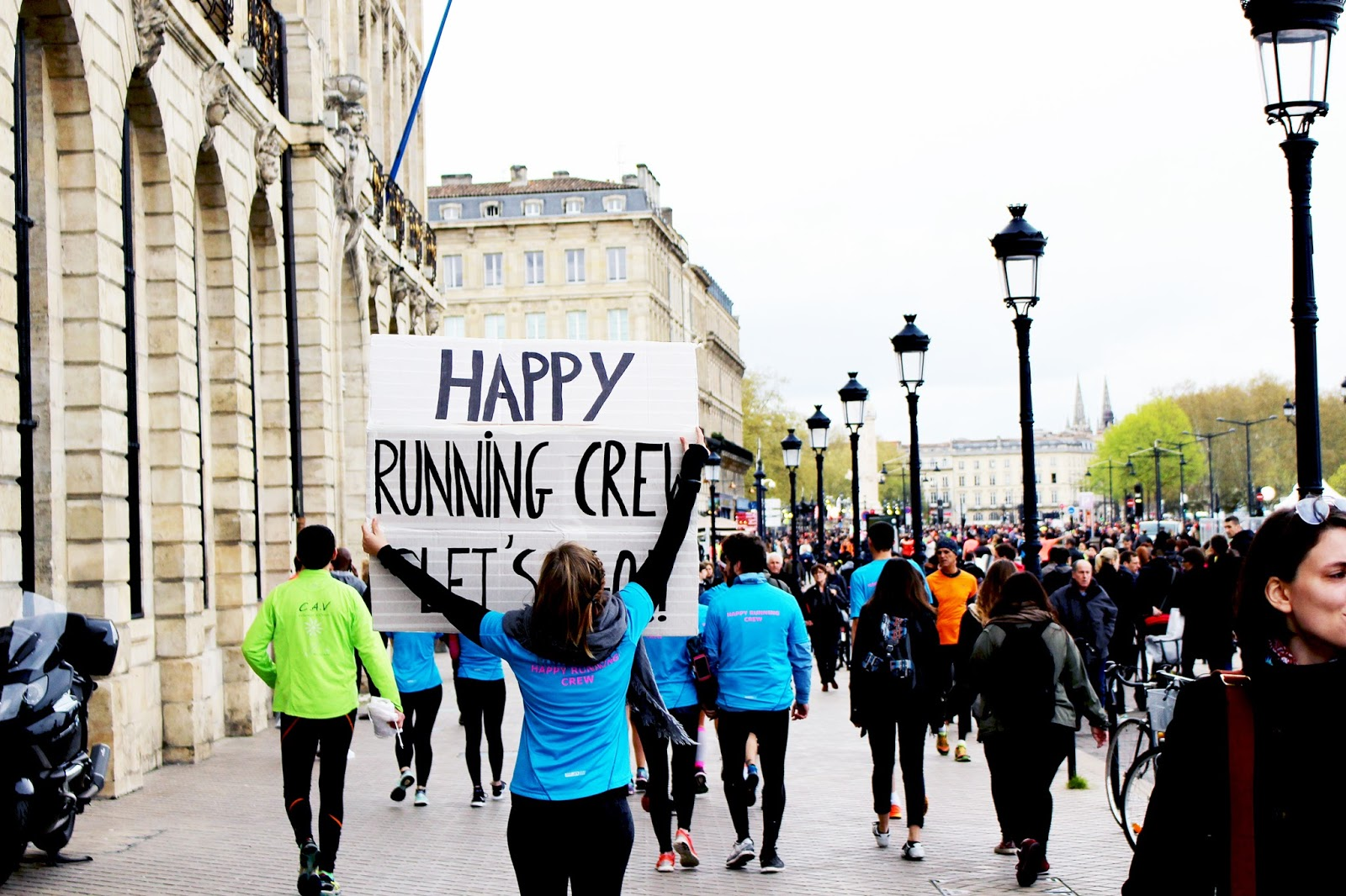 Happy Running Crew Bordeaux