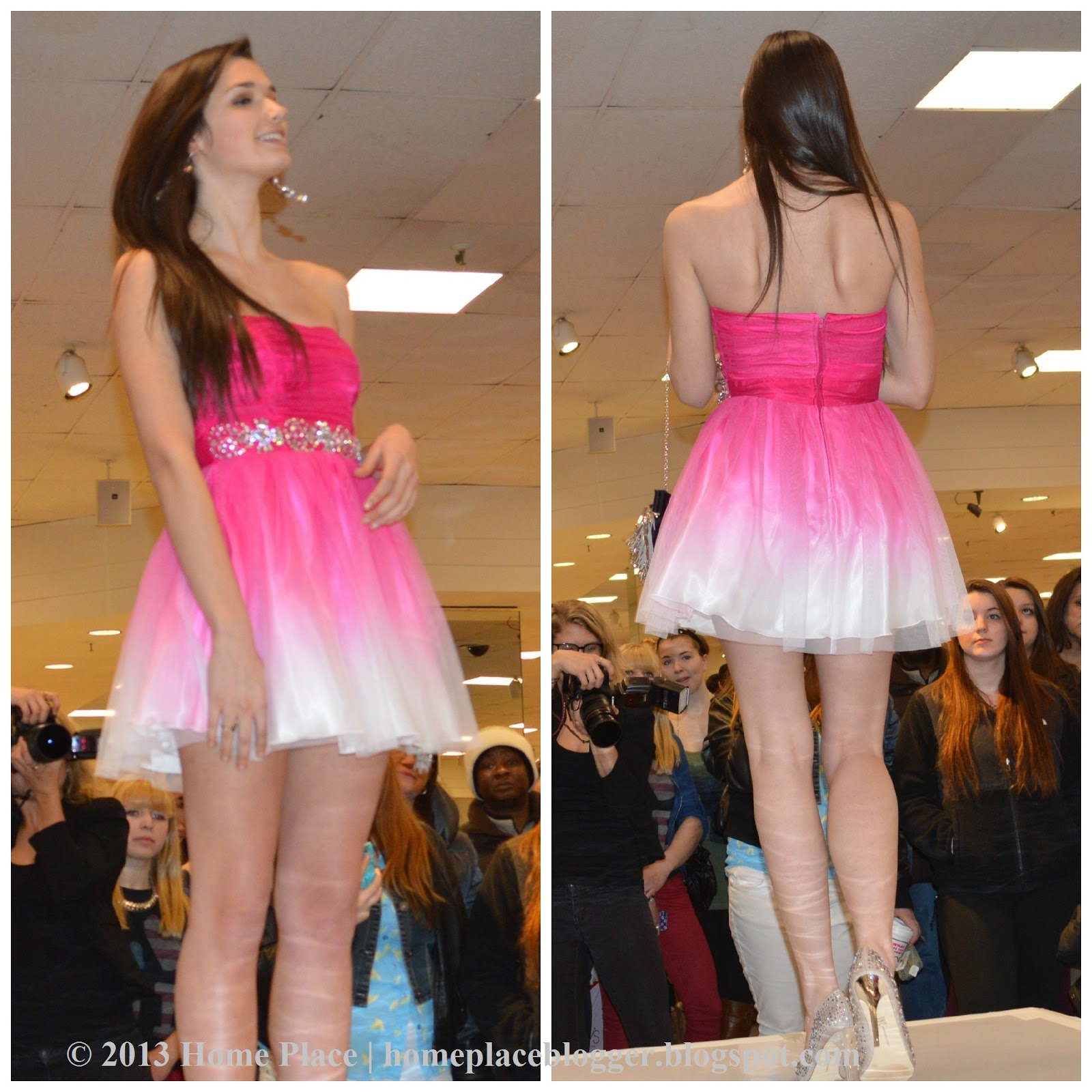 Home Place: Macy\'s Prom Fashion Show - Mandi Line & Action Item ...