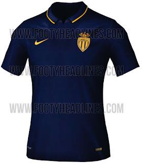 enkosa sport toko online baju bola terpercaya Jersey Tandang AS Monaco 2015/2016